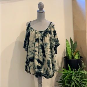 Swell tie dye tunic size Small